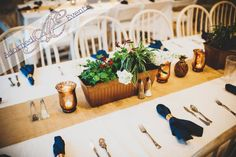 Garden Chic Table Settings  http://www.adornedbyadorn.blogspot.com/  Photography by Tim Will Photography
