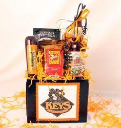 Frederick Keys Beer Gift Basket