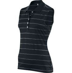 Nike Women's Tech Sleeveless Stripe Golf Polo - Dick's Sporting Goods