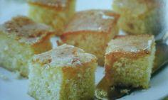 Citroencake  uit 'High tea'  van Susannah Blake