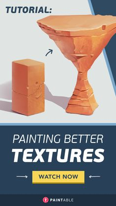 Digital painting tutorial: How to paint better textures (painting little touches of realism)!