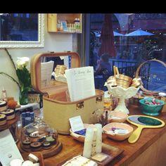 Eco-beauty Bar at Belly Sprout Santa Ana!