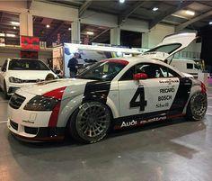 Audi TT sport tuning