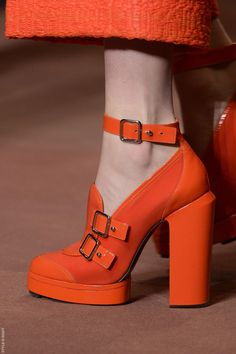 With the right outfit, these are awesome. Carven
