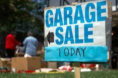 How to Spot a Good Garage Sale