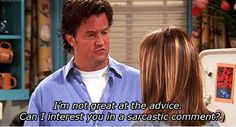 32 Iconic Chandler Bing Jokes That Will Never Not Be Funny
