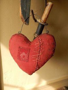 Broken and mended ~ Schneeman.