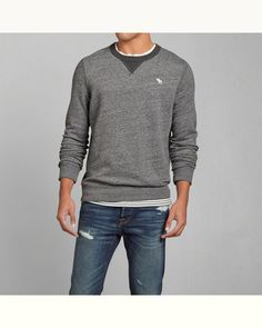 Abercrombie and Fitch men's sweatshirt