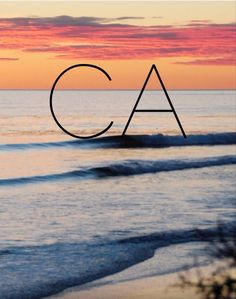 Love CALIFORNIA mostly cuz you-know-who is there! Love Ya!