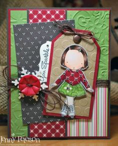 Favorite Find Card - Jenny Peterson