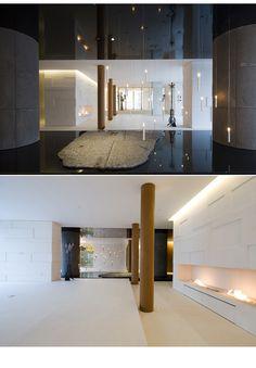 Residential Condo Lobby