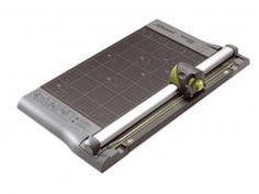 Giyotin, kağıt kesme makinesi sürgülü rexel accucut a445 pro (4 farklı kesme tipi) 1 Adet