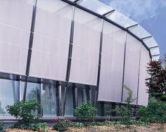toldos verticales terrazas porches jardin pergolas sombra proteccion coberti malaga pinterest por