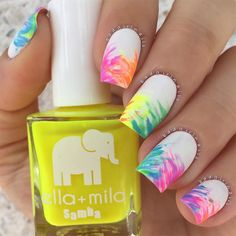 Easy Nail Designs For Summer Pictures 42 easy nail art designs beauty nail designs cute Easy Nail Designs For Summer. Here is Easy Nail Designs For Summer Pictures for you. Easy Nail Designs For Summer 42 cool summer nail art ideas the go. Cute Summer Nail Designs, Cute Summer Nails, Simple Nail Art Designs, Easy Nail Art, Cute Nails, Spring Nails, Nail Summer, Nail Designs For Kids, Fall Nails