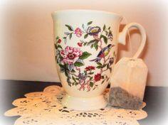 Aynsley Pembroke Mug Footed Pedestal Mug English by Thetrinketsden, $12.00