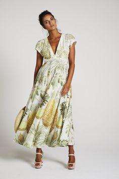 005c4f516e5e6 Cotton Silk, Silk Wrap, Cool Jackets, Maxi Wrap Dress, Australian Fashion,