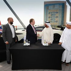 World Exclusive – Jumeirah at Etihad Towers unveils new Aston Martin Vulcan  The 24th November is a day that Abu Dhabi won't easily forget, as Luxury…  -  Jumeirah At Etihad Towers - Google+
