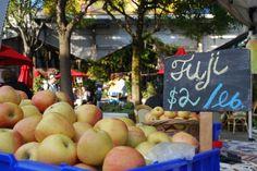 Castro Farmers Market: Wednesdays 4-8 p.m.