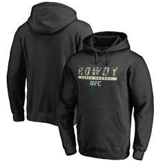 Ronda Rousey UFC Siege Pullover Hoodie - Black - $59.99
