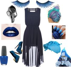 """""""hades Disney"""" absolutely love this look"""