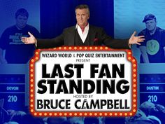 Help Bruce Campbell fund the Last Fan Standing project video thumbnail