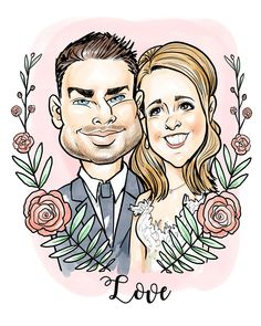 Welcome to Your Caricature Studio where you will find a million different ways to book a Caricature Artist ! Caricature Artist, Caricature Drawing, Something To Remember, Romantic Couples, Save The Date Cards, Best Part Of Me, Great Photos, Thank You Cards, Wedding Gifts