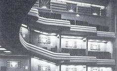Madrid Art Decó: Antiguo Cine Europa