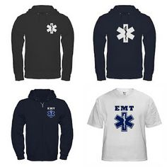 EMT and Paramedic Personalized Gear
