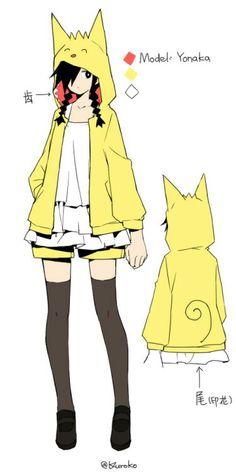 Mogeko jacket