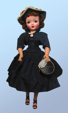 Crispy Pristine Mint Cissy 1955 2084 All Original Gorgeous Madame Alexander | eBay 885.00 sold