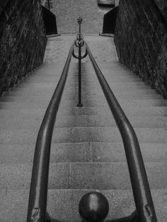 Paris Stairs. Photo : Stéphane F.