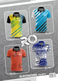 Sports Jersey Design, Volleyball, Sportswear, Catalog, Tops, Fashion, Moda, Fashion Styles, Brochures