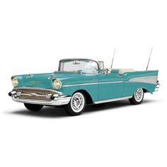 1957 Chevrolet Bel Air   The Danbury Mint