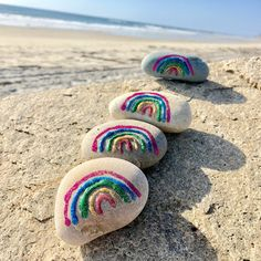 If you are looking for an easy way to prepare rainbow rocks for Drop a Rainbow Day, October, 3rd, these puffy glitter paints are a great project for all ages. www.wordrocks.me