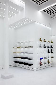 Muriel Grateau Gallery, Paris » Retail Design Blog