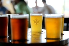 Sampling Snowbank Brewing, a small upstart in the tiny beer mecca of Fort Collins, Colorado.