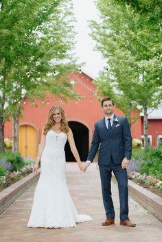 Modern Country Wedding in Colorado