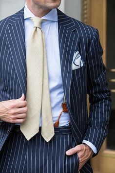 Knot Standard Review - Made to Measure Suit - He Spoke Style