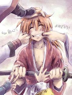 Samurai X es sin duda uno de mis animes favoritos, quizas mas que cualquier otro... Me trajo muy buenos recuerdos de mi niñez y muchas enseñanzas... Kenshin, a pesar de ser irreal, para mi es grande, cada uno de sus amigos Sanosuke, Hiko-sensei, Yahiko, Megumi, Misao y Kaoru me enseñaron algo y me divirtieron mucho... Sencillamente es magnifico.