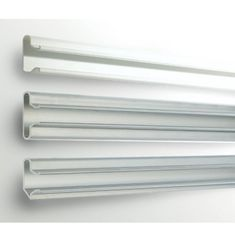 Back Panel Clips Jura White - Compatible Shelving Parts For many 50mm Pitch Shelving Systems - Wall & Gondola Shop Shelving