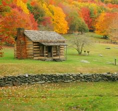 #Madeira Old Cabins, Log Cabin Homes, Cabins And Cottages, Rustic Cabins, Cottage Homes, Little Log Cabin, Cabin In The Woods, Le Far West, French Cottage