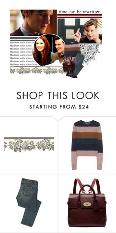 """""""Doctor Who"""" by chiara221 ❤ liked on Polyvore featuring Pam & Gela, Paige Denim, Mulberry and Common Projects"""