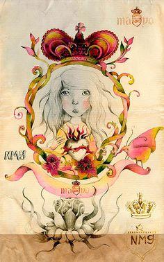 Juxtapoz Magazine - Reader Art: MAYO | Reader Art