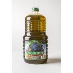 OLIBAZA. Aceite de Oliva Virgen Extra Ecológico 2L PET · 9 Uds/Caja. 5.2euros/litro. iNCLU\yendo gastos de envio: 136euros. Picual. Acidez Máxima0,2%.