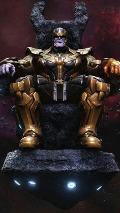 Thanos Marvel Dc, Marvel Avengers Comics, Mundo Marvel, Thanos Marvel, Disney Marvel, Marvel Heroes, Thanos Hulk, Marvel Logo, Best Villains