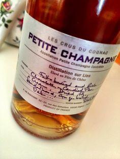 El Alma del Vino.: A.de Fussigny Cognac Petite Champagne.