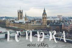 Mini Londra Rehberi / London Mini Guide