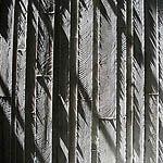 close up: varied width, thick seams