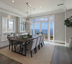 White Cape Cod Beach House Design