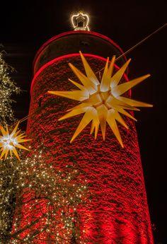 illuminated tower by haen son on 500px